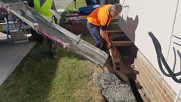 Underpinning and Foundation Repairs in Sydney