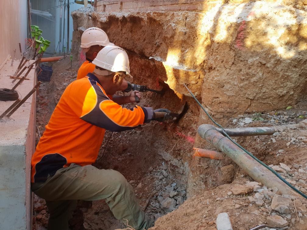foundation repair wollongong